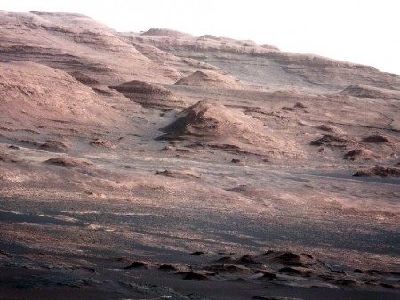 A picture! From Mars!