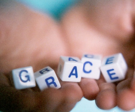 Receiving grace