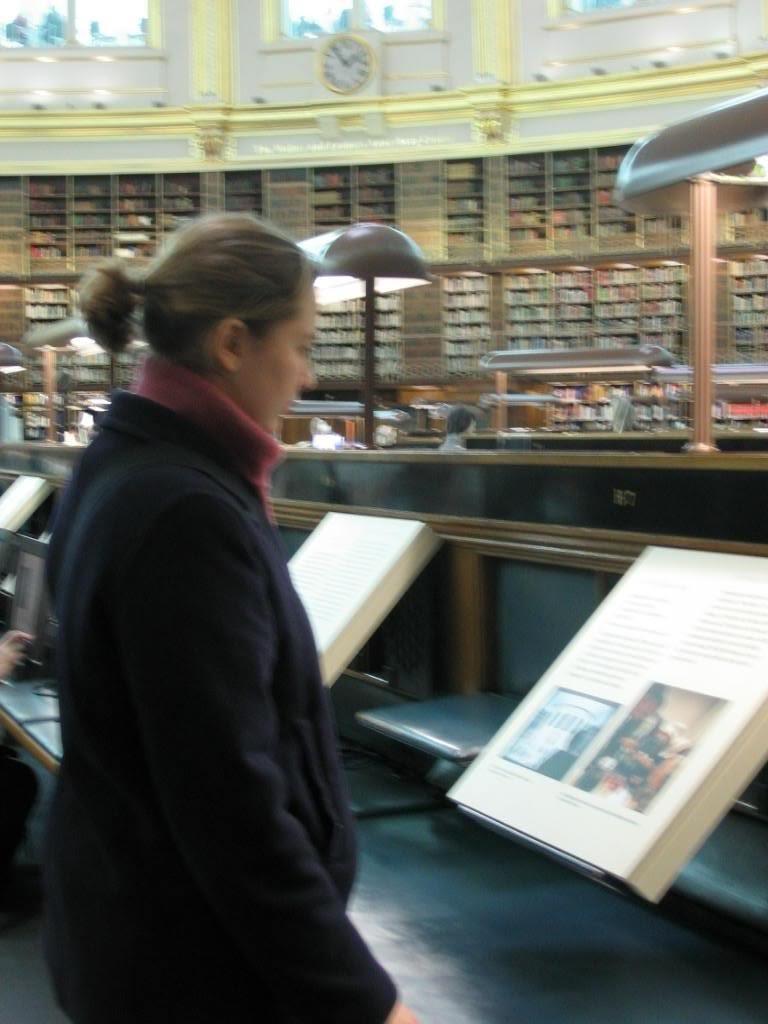 Me, British Library